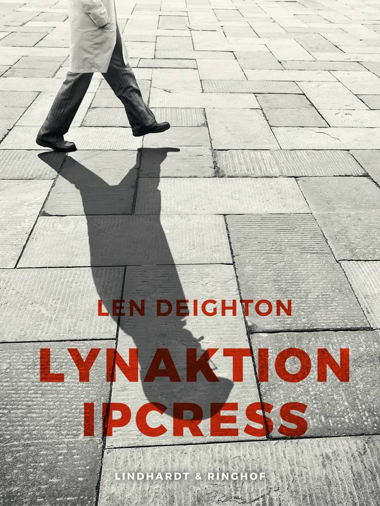 Lynaktion Ipcress af Len Deighton