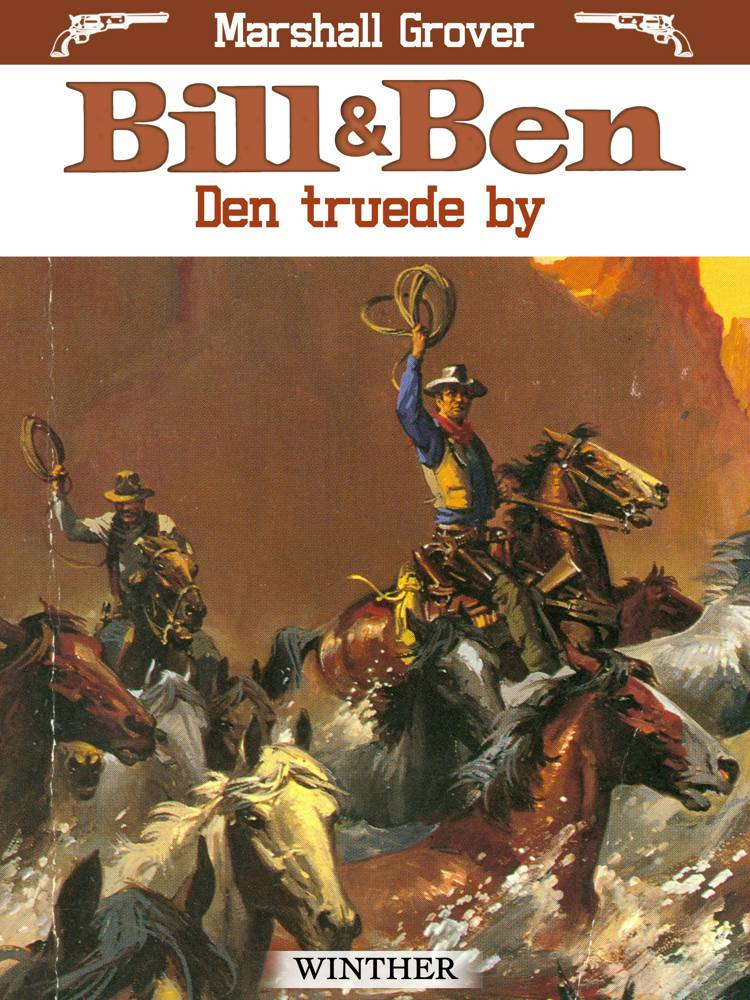 Bill og Ben - Den truede by af Marshall Grover