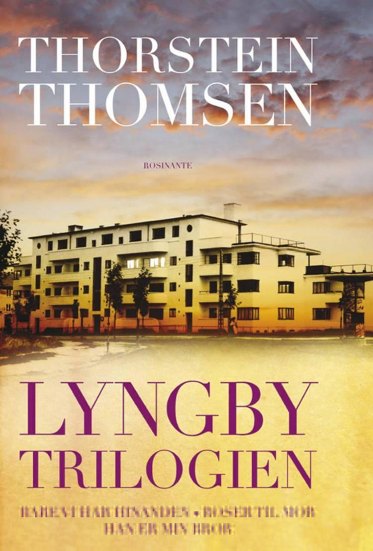 Lyngbytrilogien af Thorstein Thomsen