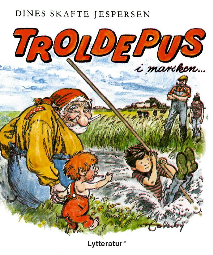 Troldepus i marsken af Dines Skafte Jespersen