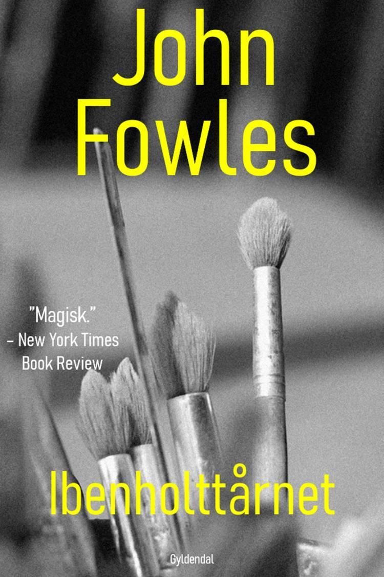 Ibenholttårnet af John Fowles