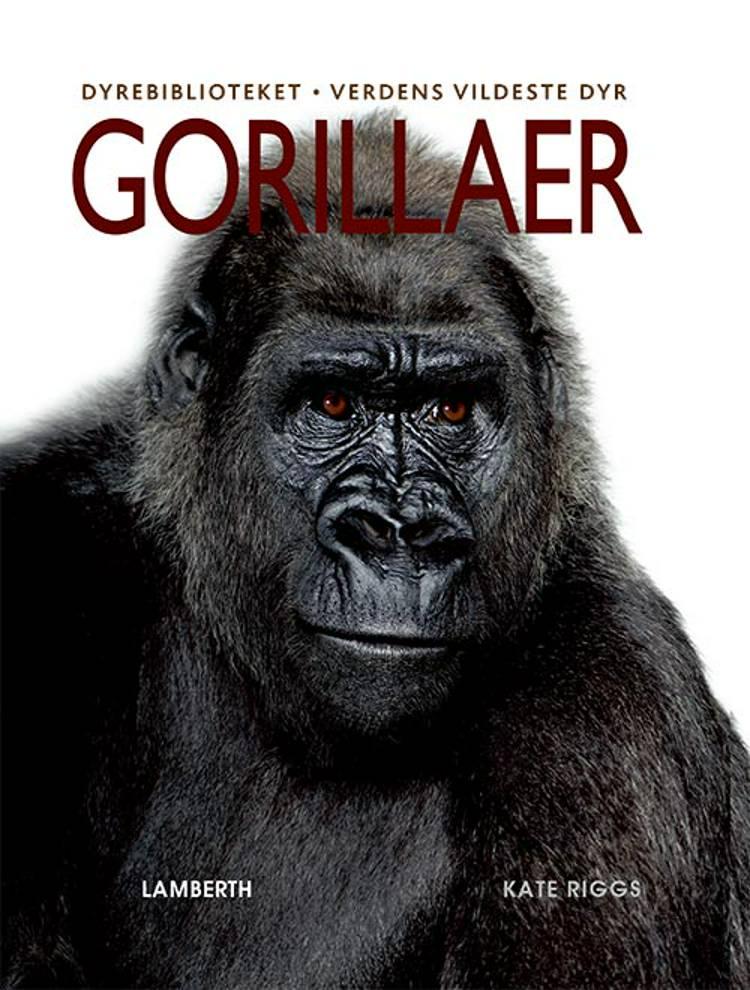 Gorillaer af Kate Riggs