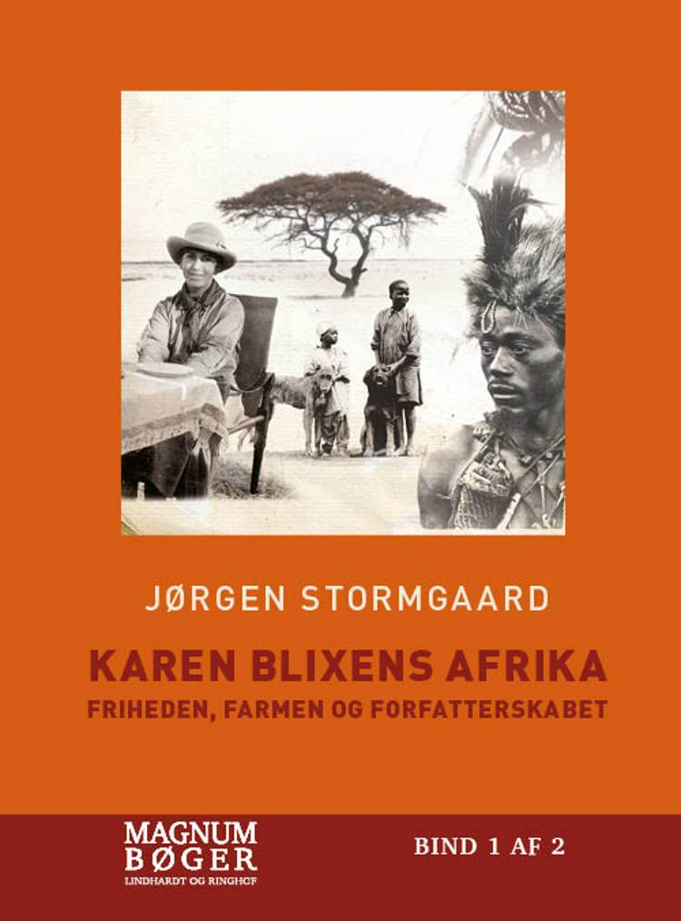 Karen Blixens Afrika af Jørgen Stormgaard