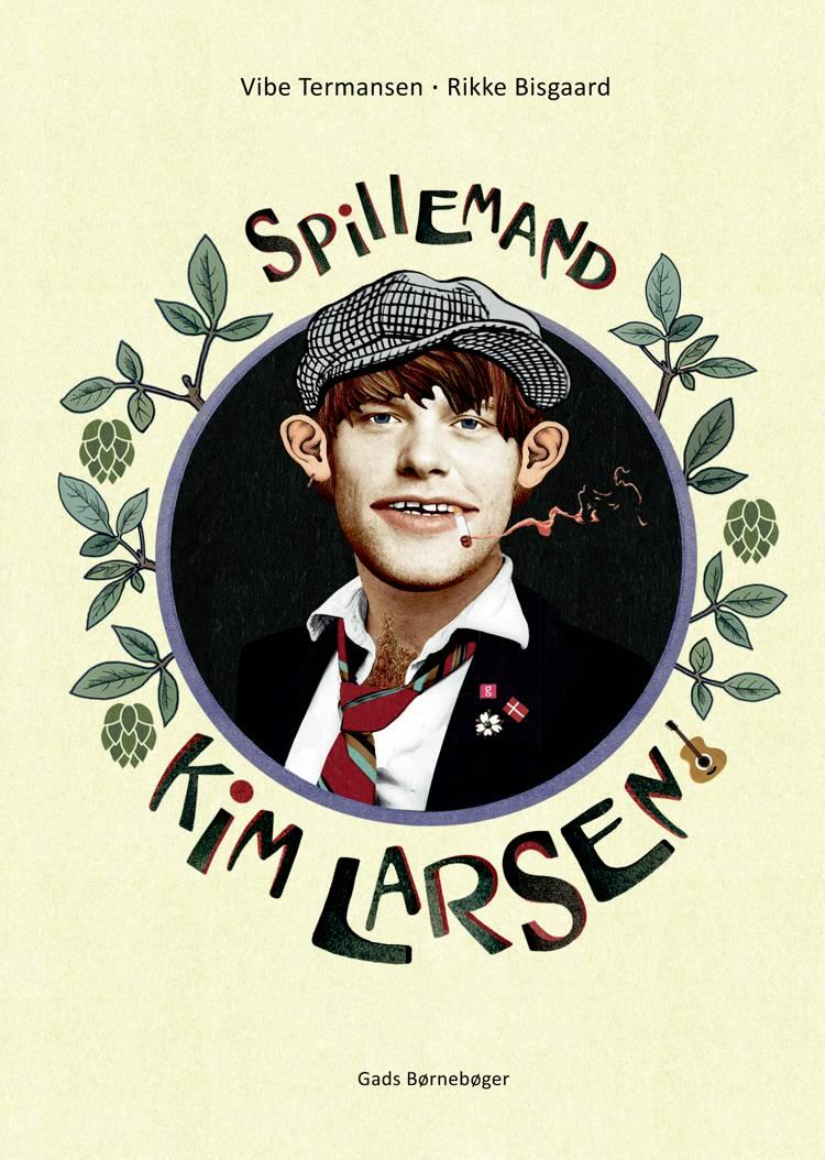Spillemand - Kim Larsen af Vibe Termansen