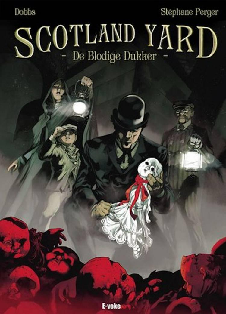 Scotland Yard, 2 af Stéphane Perger og Dobbs