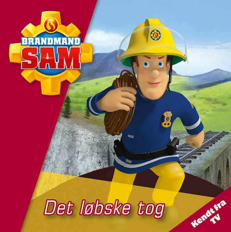 Brandmand Sam: Det løbske tog af D. Jones, R. J. M. Lee og D. Gingell