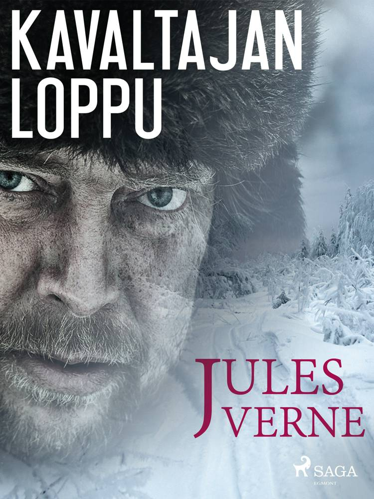 Kavaltajan loppu af Jules Verne
