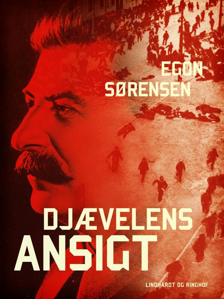 Djævelens ansigt af Egon Sørensen