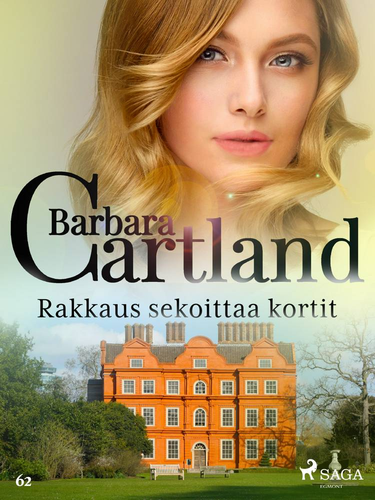 Rakkaus sekoittaa kortit af Barbara Cartland