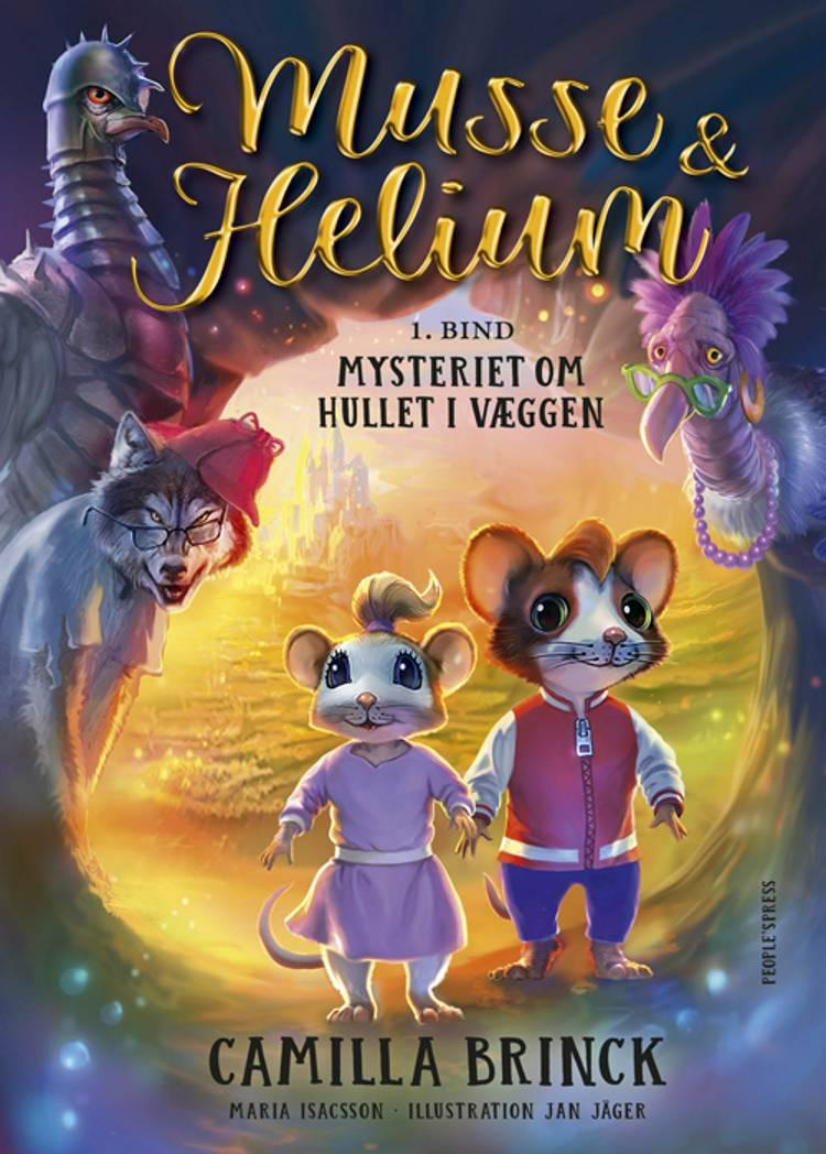 Musse og Helium 1 af Camilla Brink