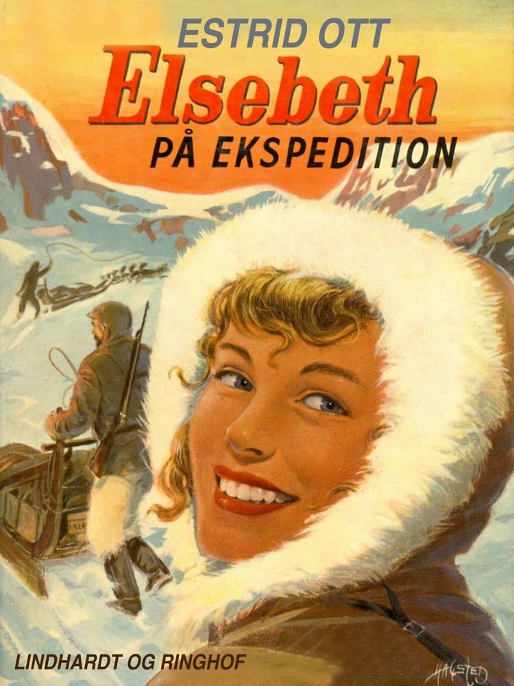 Elsebeth på Ekspedition af Estrid Ott