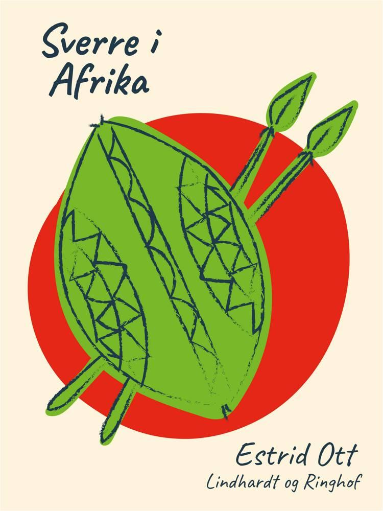 Sverre i Afrika af Estrid Ott