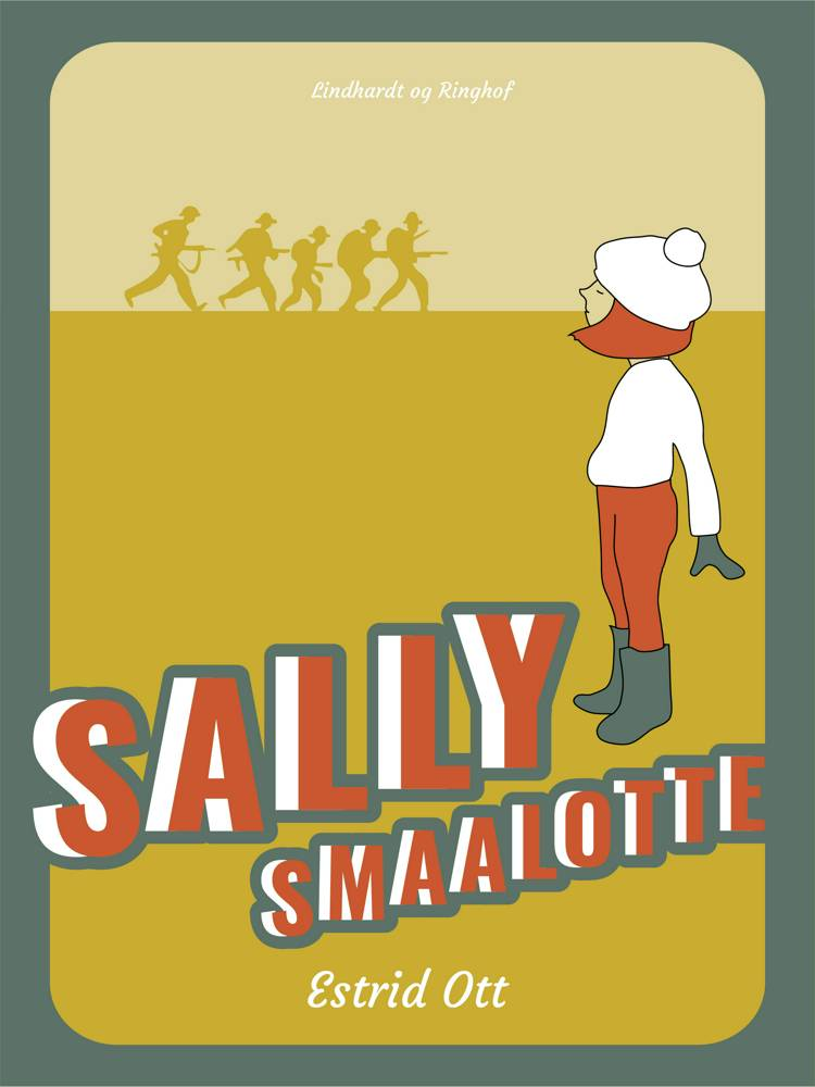 Sally Smaalotte af Estrid Ott