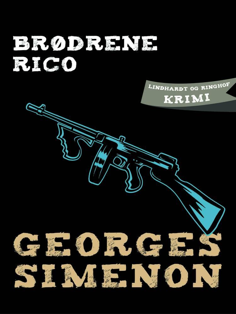 Brødrene Rico af Georges Simenon