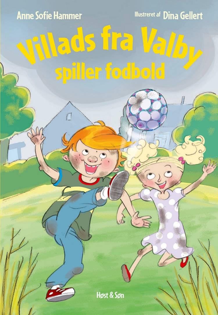 Villads fra Valby spiller fodbold af Anne Sofie Hammer