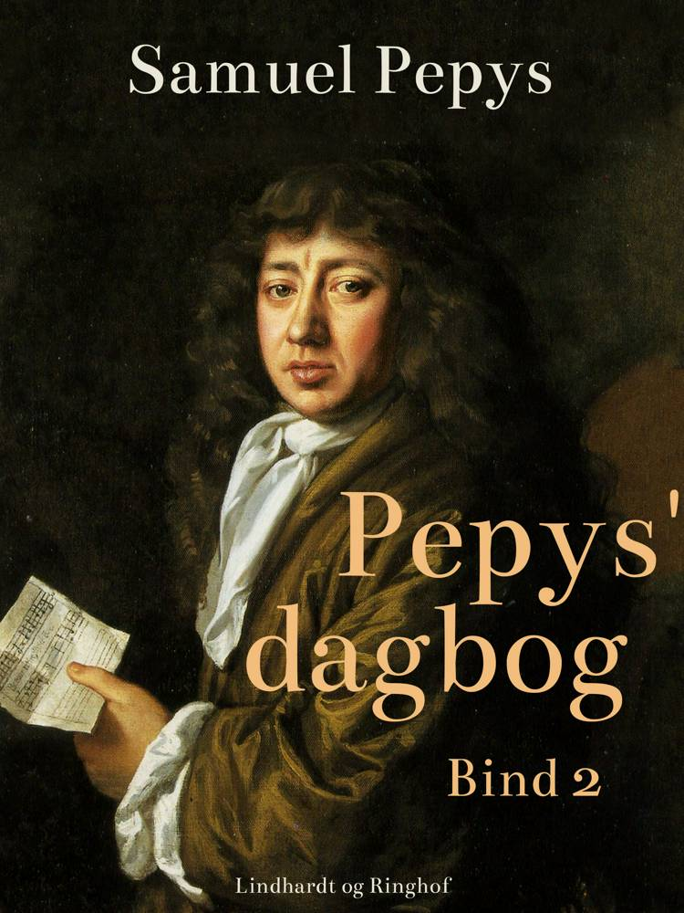 Pepys' dagbog - Bind 2 af Samuel Pepys