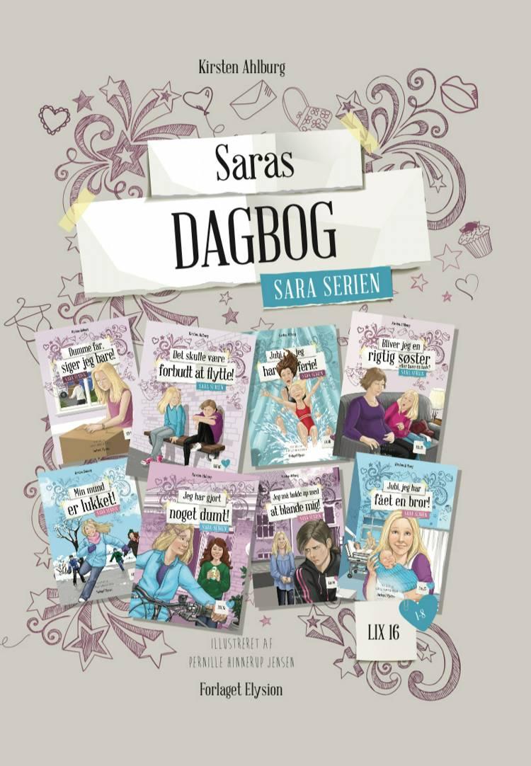 Saras Dagbog af Kirsten Ahlburg