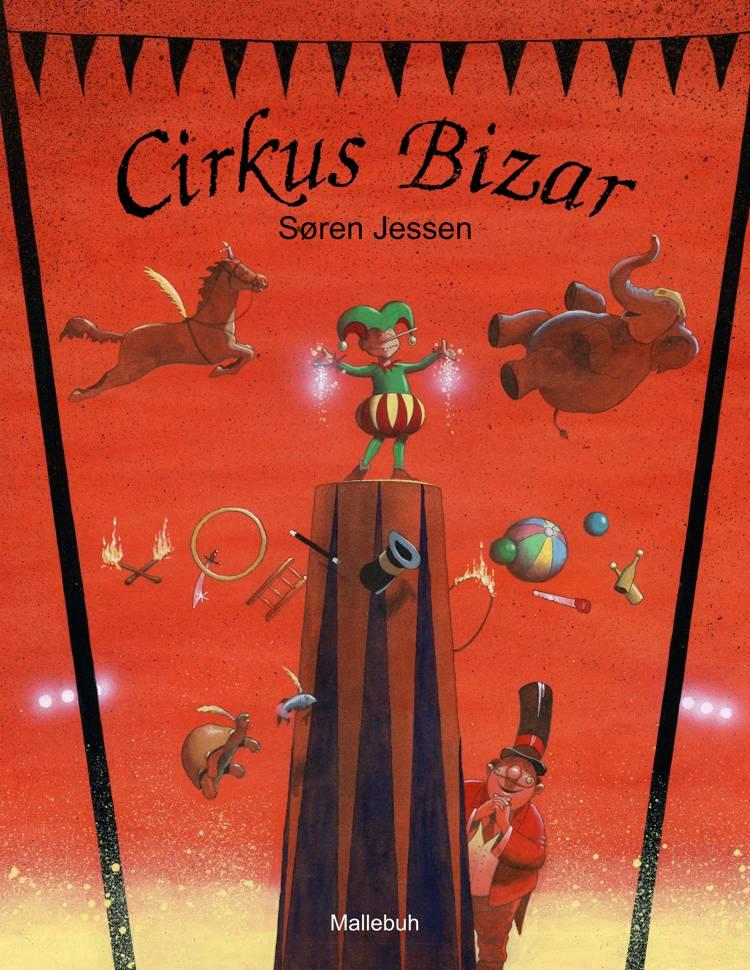 Cirkus Bizar af Søren Jessen