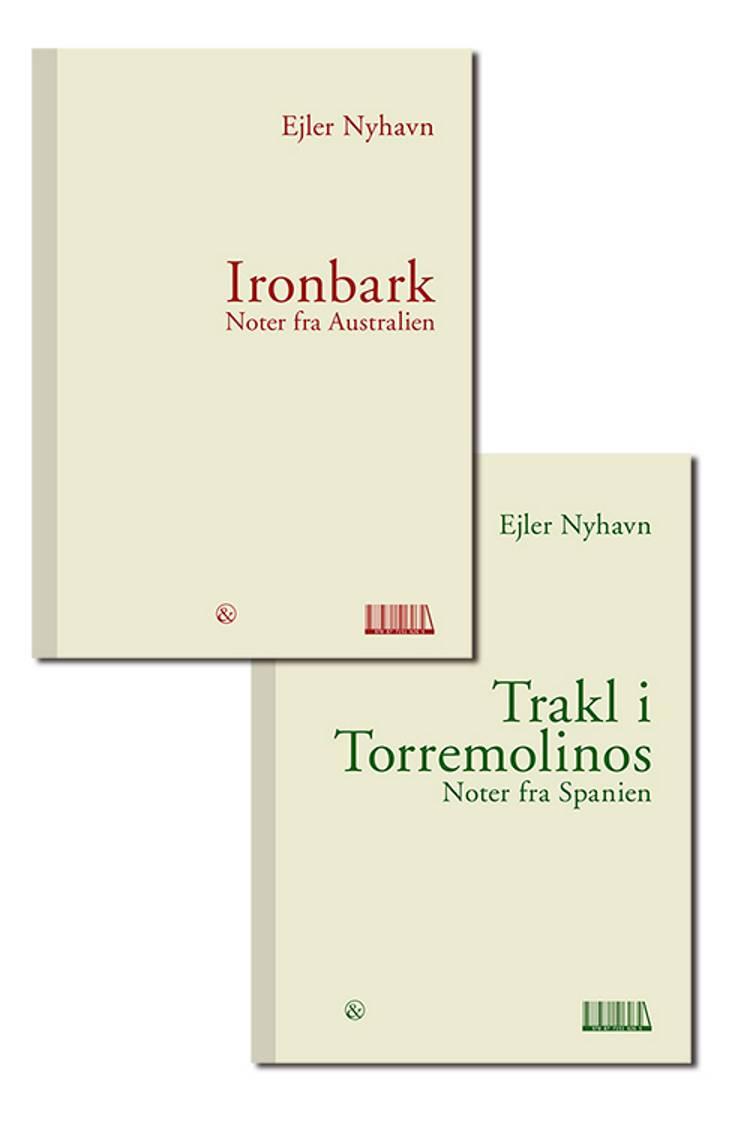 Ironbark / Trakl i Torremolinos af Ejler Nyhavn