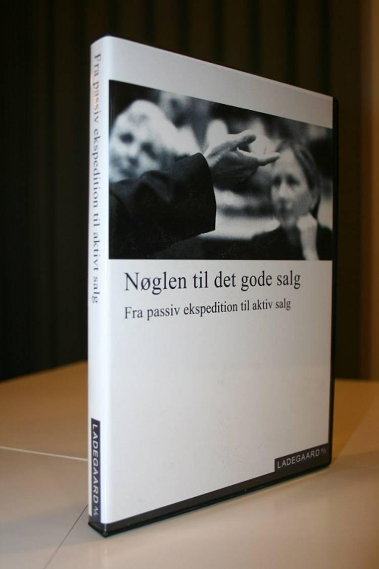 Fra passiv ekspedition til aktivt salg af Jens Ladegaard