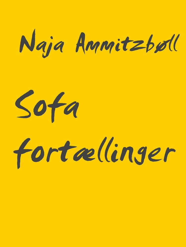 Sofa fortællinger af Naja Ammitzbøll