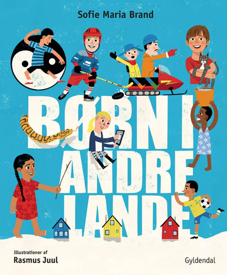 Børn i andre lande af Sofie Maria Brand