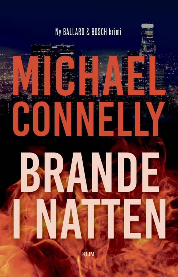 Brande i natten af Michael Connelly