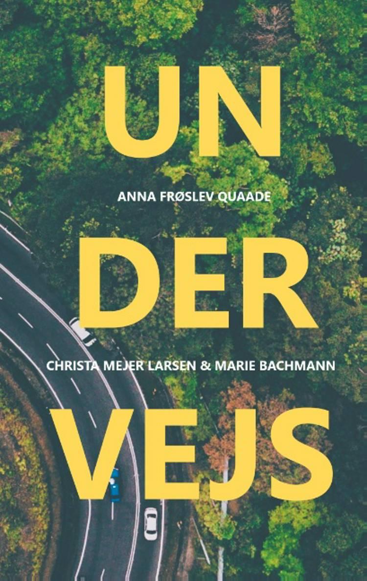 Undervejs af Sofie Riis Endahl, Christa Mejer Larsen, Anna Frøslev Quaade og Marie Bachmann m.fl.