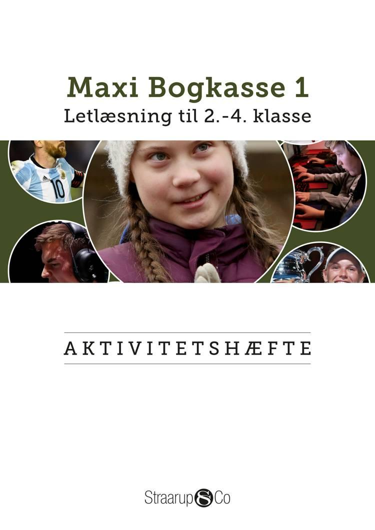 Aktivitetshæfte - Maxi Bogkasse 1