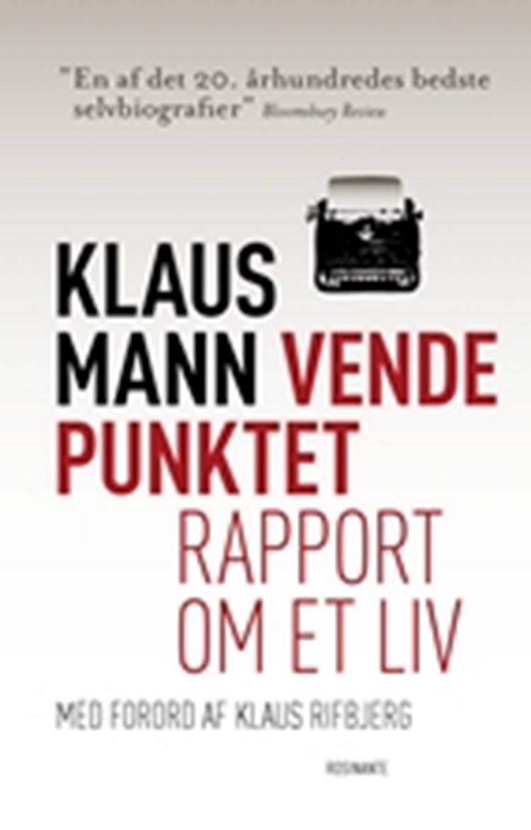 Vendepunktet af Klaus Mann