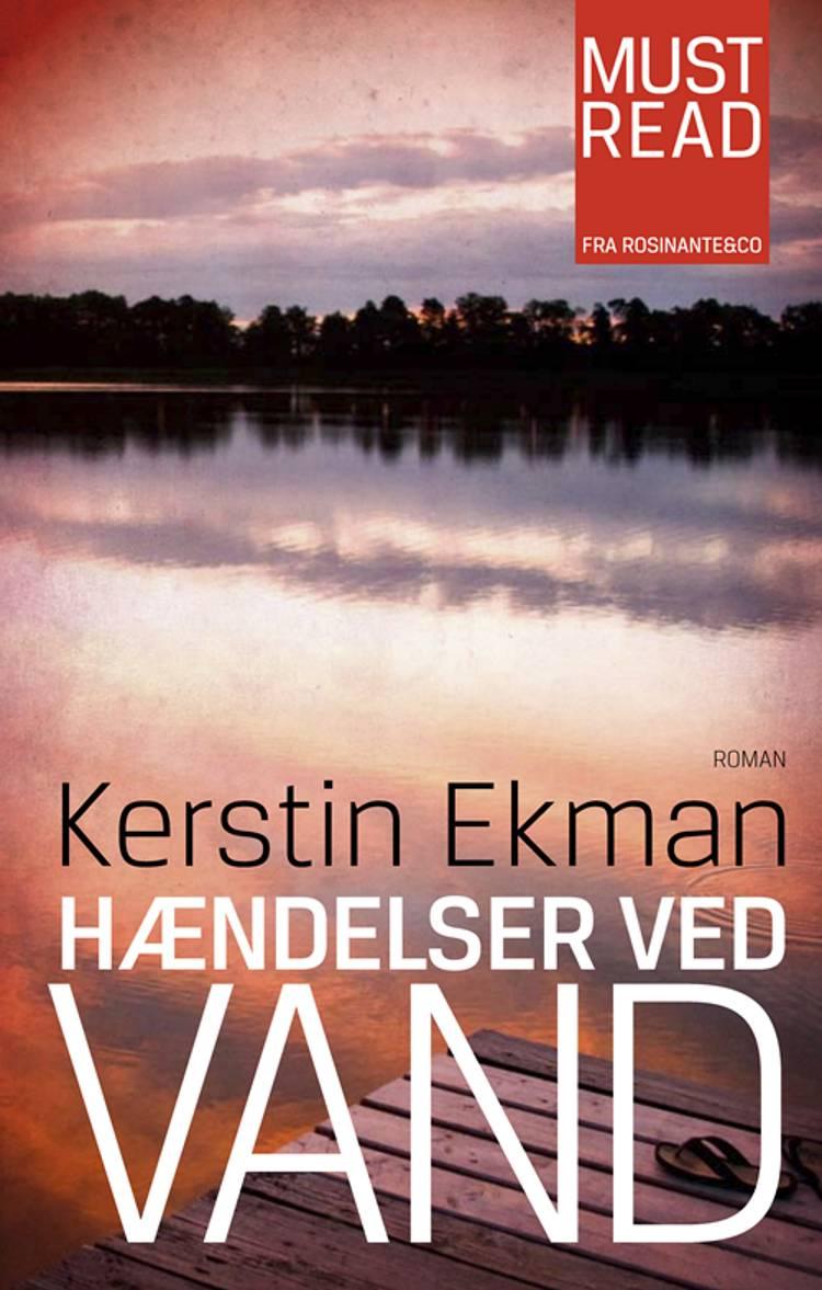 Hændelser ved vand af Kerstin Ekman