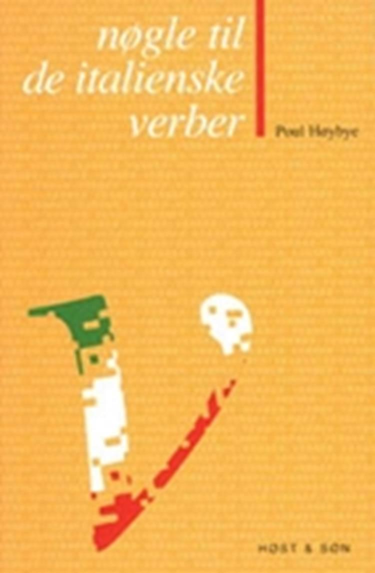 Nøgle til de italienske verber af Poul Høybye