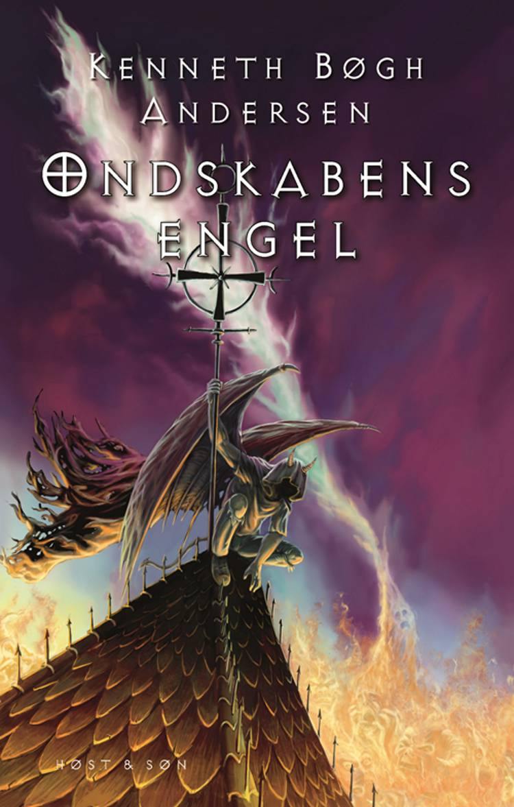 Ondskabens engel af Kenneth Bøgh Andersen