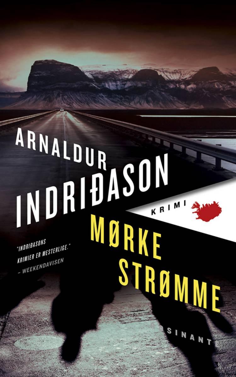 Mørke strømme af Arnaldur Indriðason