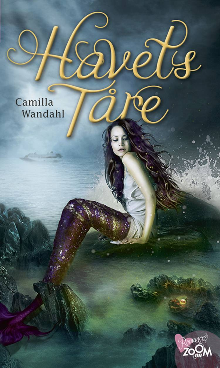 Havets tåre af Camilla Wandahl