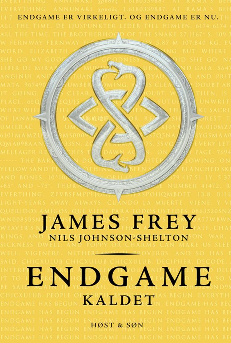 Endgame - kaldet af James Frey