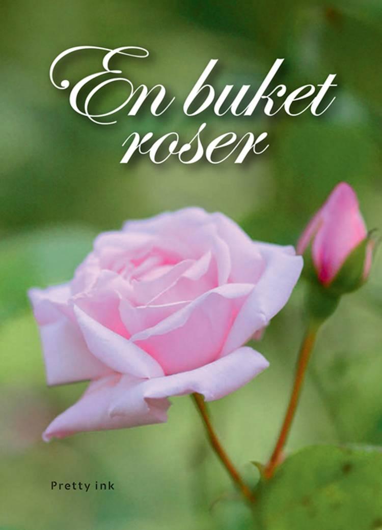 En buket roser af Kirsten Skaarup