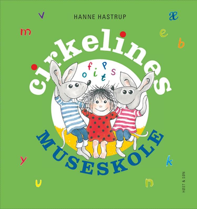 Cirkelines museskole af Hanne Hastrup