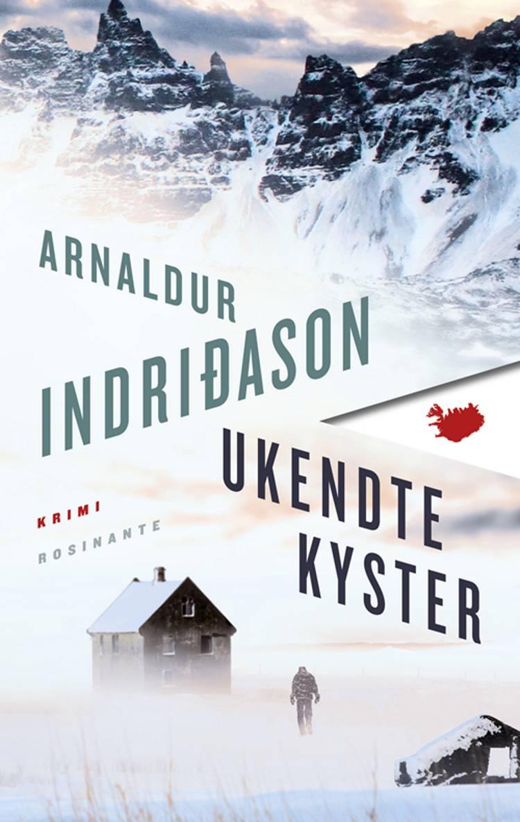 Ukendte kyster af Arnaldur Indriðason