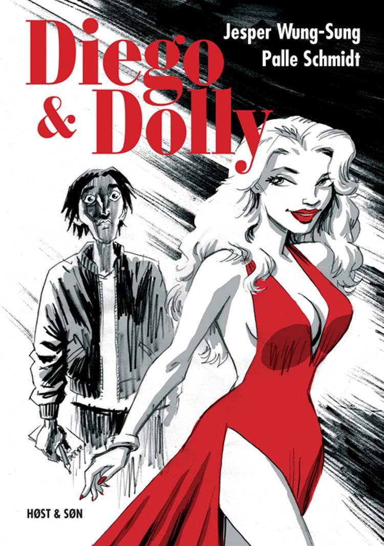 Diego & Dolly af Jesper Wung-Sung