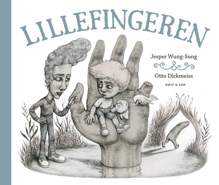 Lillefingeren af Jesper Wung-Sung