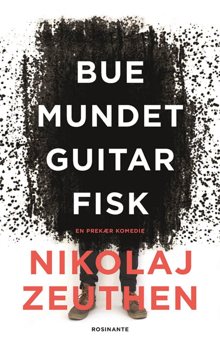 Buemundet guitarfisk af Nikolaj Zeuthen