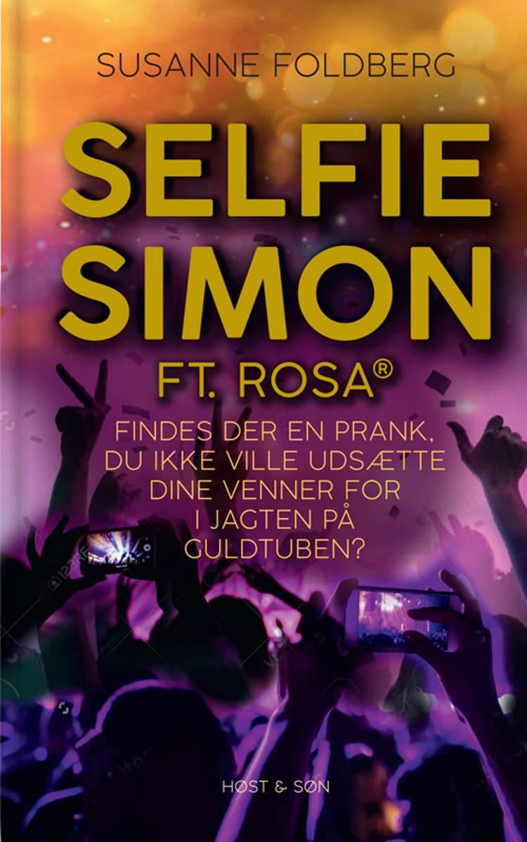 Selfie-Simon Ft. Rosa(R) af Susanne Foldberg