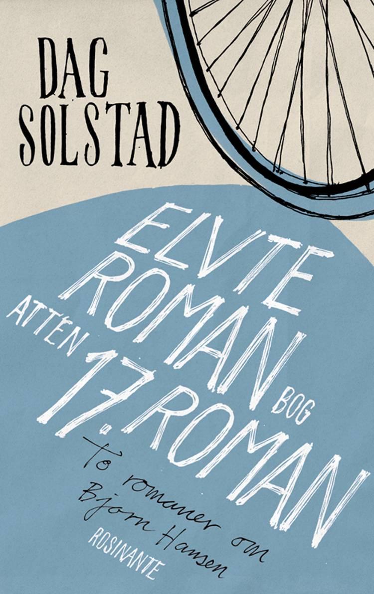 Elvte roman, bog atten/17. roman af Dag Solstad
