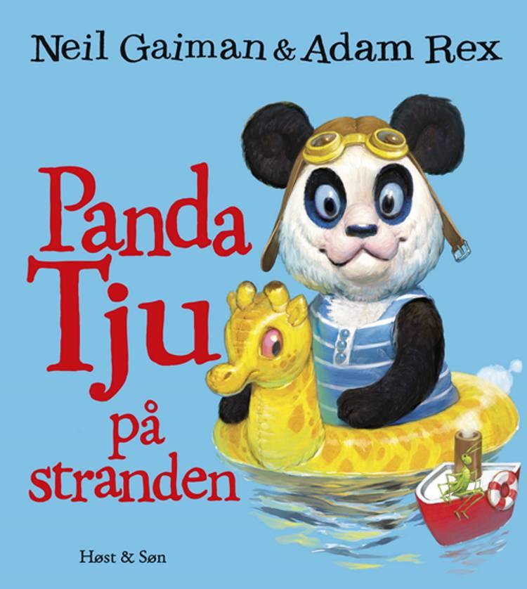 Panda Tju på stranden af Neil Gaiman