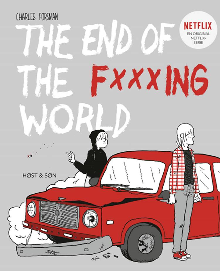 The End of the F***ing World af Charles Forsman