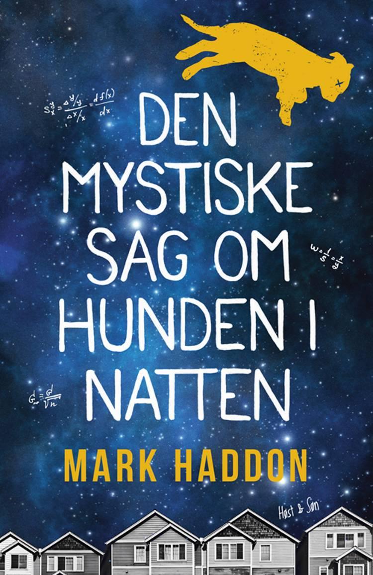 Den mystiske sag om hunden i natten af Mark Haddon