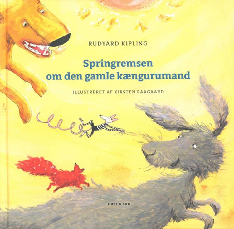 Springremsen om den gamle kængurumand af Rudyard Kipling