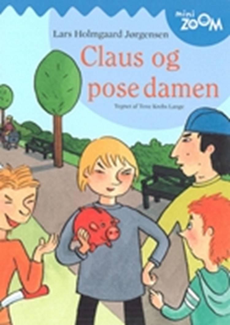 Claus og posedamen af Lars Holmgaard Jørgensen