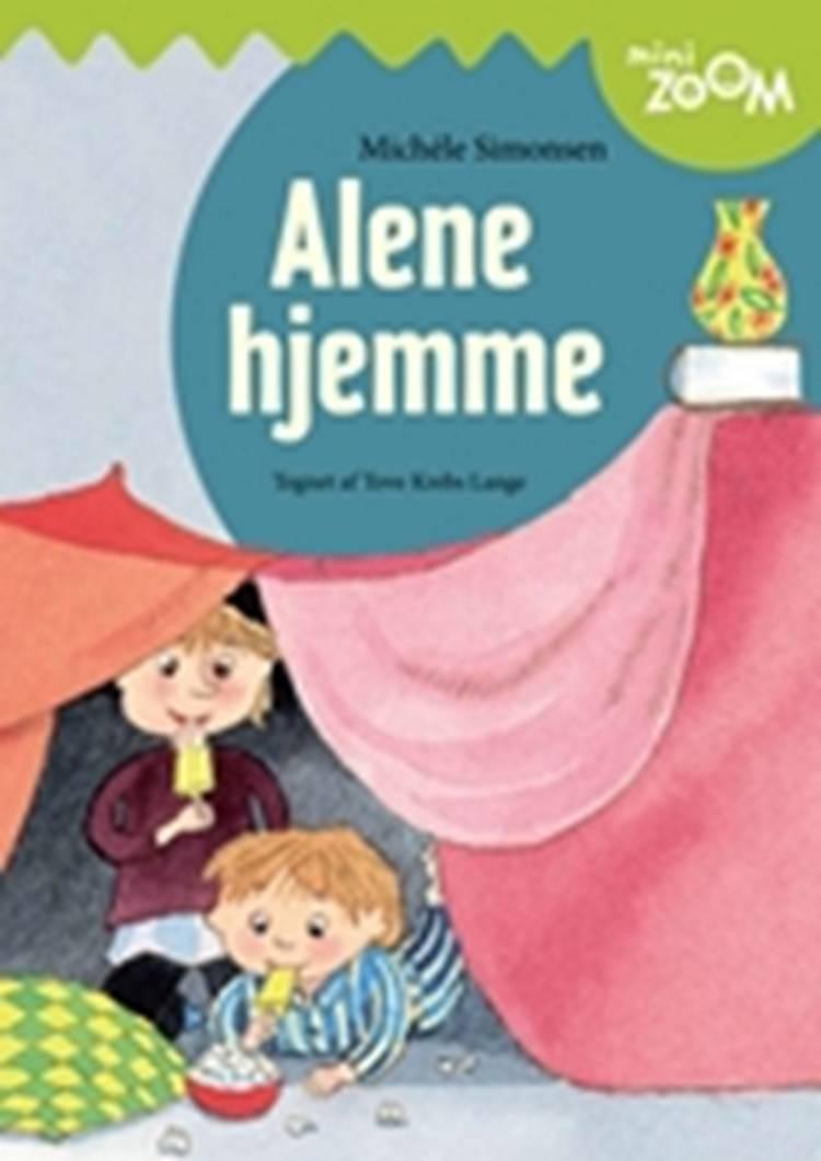 Alene Hjemme af Michèle Simonsen